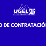 PUBLICACIÓN DE RESULTADOS PRELIMINARES (EVALUACIÓN DE EXPEDIENTES) – PROCESO DE CONTRATACIÓN DOCENTE